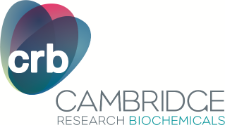 Cambridge Research Biochemicals Logo
