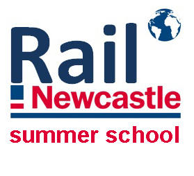 RailNewcastle summer school logo