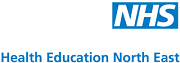 Health Education North East (HENE) logo
